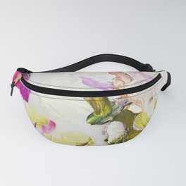 Back to Joy (Abstract Painting) Fanny Pack