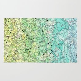 Between The Earth and Sky Rug