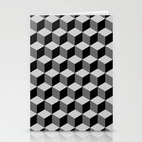 escher Stationery Cards featuring Escher by Adikt