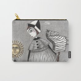 A Circus Story Carry-All Pouch