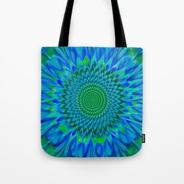 Hypnotix #1 Optical Illusion Tote Bag