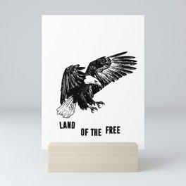 Welcome To America Since 1776 Mini Art Print