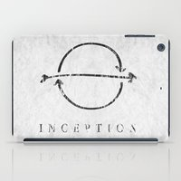 inception iPad Cases featuring Inception by Tony Vazquez