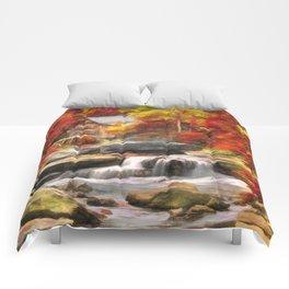 Babcock Mill Comforters