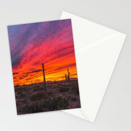 Sonoran Sunset Stationery Cards