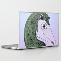 my little pony Laptop & iPad Skins featuring My Little Pony by Josefina F. Vigó