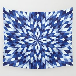 Firework Quilt #3 Wall Tapestry