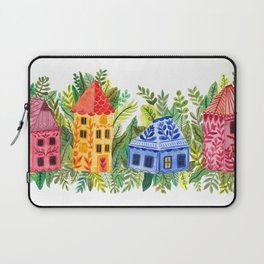 Botanical Street Laptop Sleeve