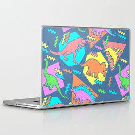 Nineties Dinosaur Pattern Laptop & iPad Skin