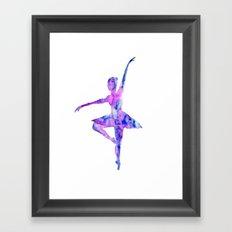 passe Framed Art Print