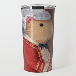 Guinea Pig Mozart Classical Composer Series Travel Mug