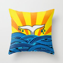 Aleta Throw Pillow