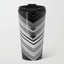 Geometric Wave 04 Travel Mug