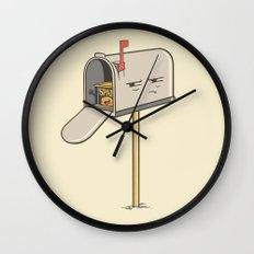 You've Got Spam! Wall Clock