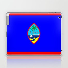 Guam country flag Laptop & iPad Skin