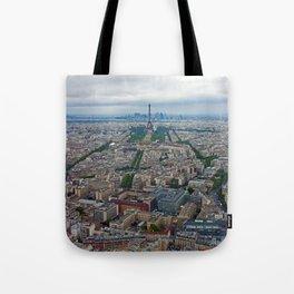 Eiffel Tower / Tour Eiffel - Paris, France Tote Bag