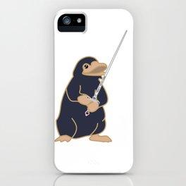 Godric's Sword Niffler iPhone Case