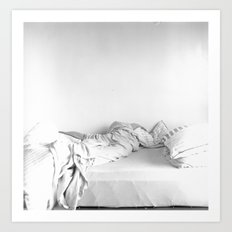 Comfortability Art Print