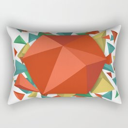 Geometria Rectangular Pillow