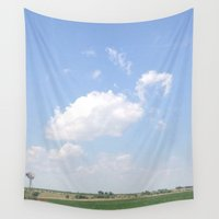 mouse Wall Tapestries featuring Mouse by Stecker Photographie