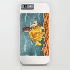 Foxface rabbit fish Slim Case iPhone 6s