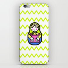 Matryoshka iPhone Skin
