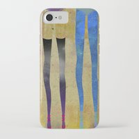 gradient iPhone & iPod Cases featuring gradient by Thedevilguru