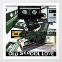 Old School Love ( cassette version) by lilbudscorner