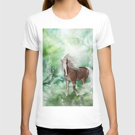 Beautiful horse T-shirt