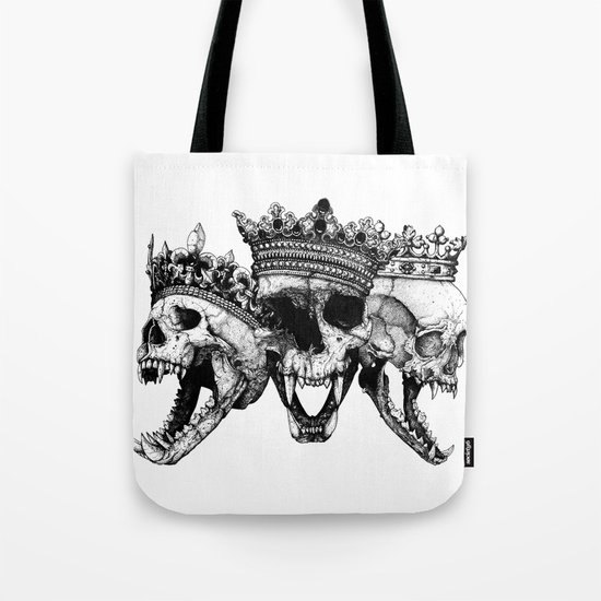The Ancients kings Tote Bag