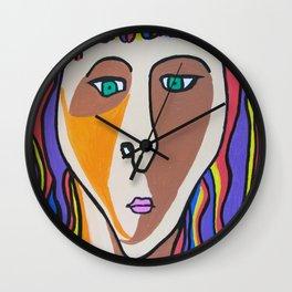 Janie Selfie Wall Clock