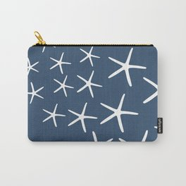 Nautical Starfish Sea Stars Carry-All Pouch