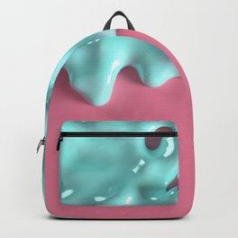 Pastel Mint Slime Backpack