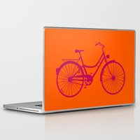 bicycle Laptop & iPad Skins featuring Bicycle by Mr & Mrs Quirynen