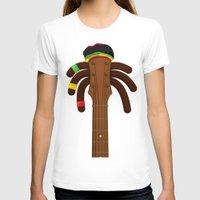reggae T-shirts featuring Reggae by Emir Simsek