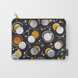 Great Total Solar Eclipse Carry-All Pouch