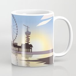 Scheveningen Beach Coffee Mug
