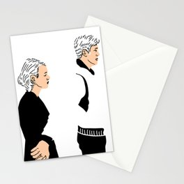 Strange Love: Lost in Translation Stationery Cards