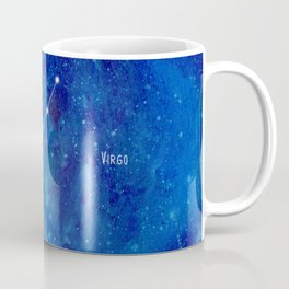 Constellation Virgo Coffee Mug