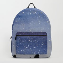 Forest Watercolors Backpack
