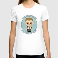the big lebowski T-shirts featuring Big Lebowski - Walter Superdeformed by Cloudsfactory