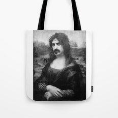 Mona Zappa Tote Bag