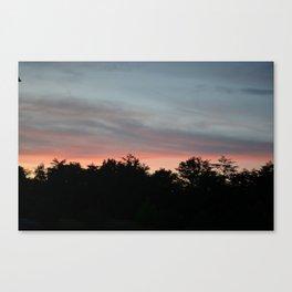 Sky 4 Canvas Print