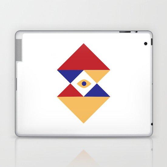T R I | Eye Laptop & iPad Skin