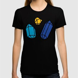 Bright Gems Pattern T-shirt