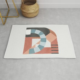 The arch of suspence - Lovely warm art Rug