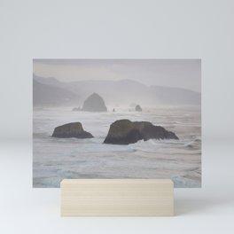 Ecola State Park OR Mini Art Print
