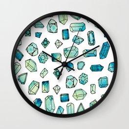 Gems 1 Wall Clock