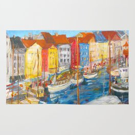 New Harbor, Copenhagen Rug