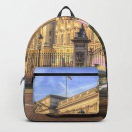 Taxi Buckingham Palace Panorama Backpack